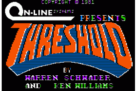 Download Threshold - My Abandonware