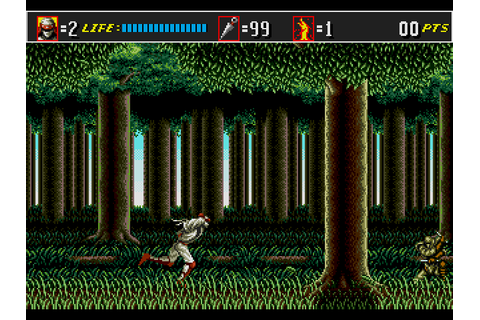 Shinobi 3 - Return of the Ninja Master Download Game ...