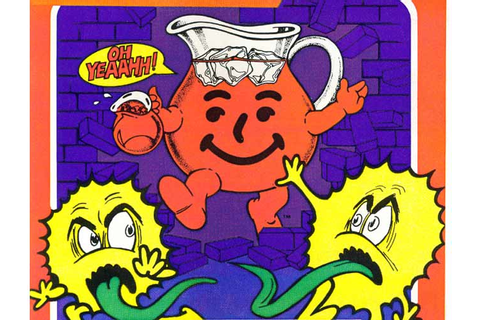 Retro Games We Hated: Kool-aid Man Game | Anomaly