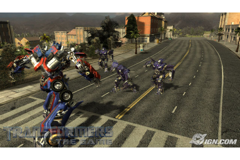 Dony Adam's Blog: Download Transformers : The Game PC RIP