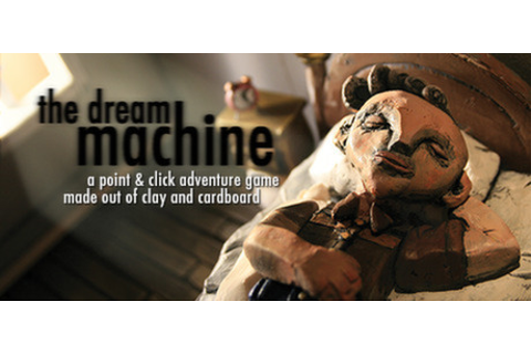 The Dream Machine: Chapter 1 & 2 on Steam
