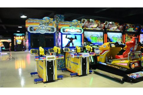 Razing Storm Shooting Arcade Game Machine,Adult Shooting ...