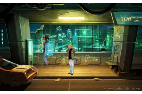 Technobabylon 0001 Prisoner of Consciousness 01 Cheffie ...