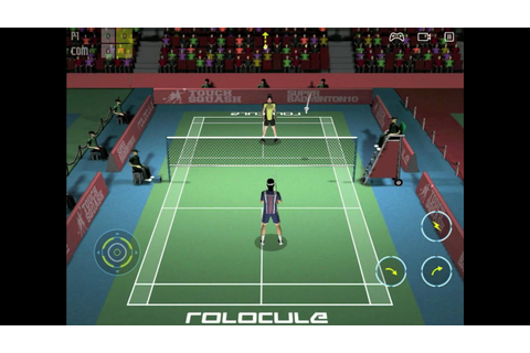 Super Badminton 2010 HD Official Trailer for iPad - YouTube