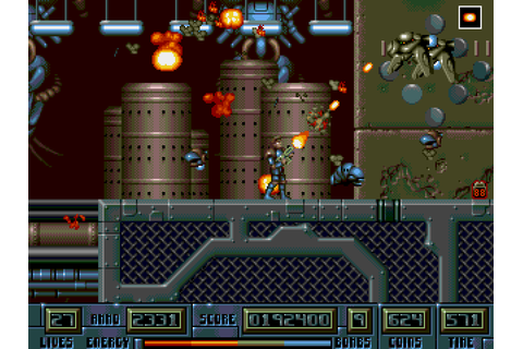 """Ultracore,"" a 90s Run and Gun Platformer, Is Out Now on ..."