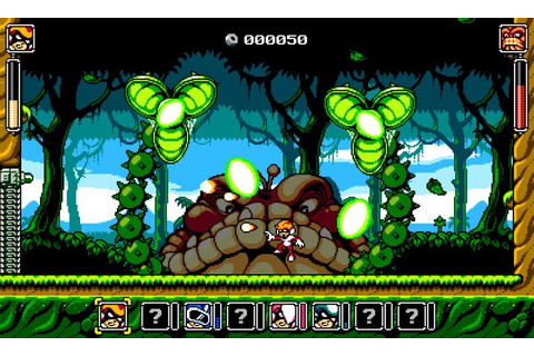Super Mighty Power Man Is The Mega Man Game You Always ...