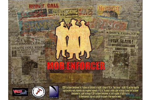 MOB Enforcer game latest version free download | CNCSS