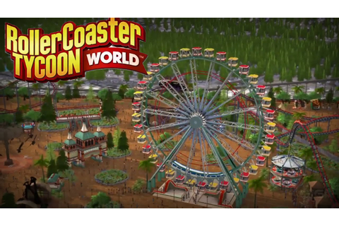 Is This The Roller Coaster Tycoon Game We've Been Waiting ...