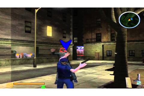 Narc - Playstation 2, PCSX 2 Gameplay - Cops On Drugs.. XD ...