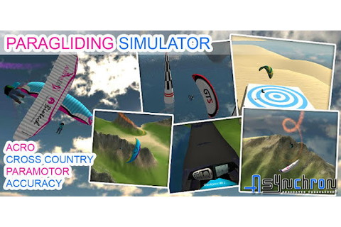 Paragliding Simulator - Apps on Google Play