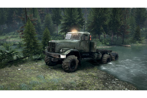 Spintires download game pc