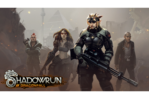 Shadowrun Returns by Harebrained Schemes LLC » Dragonfall ...