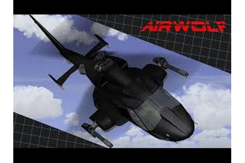 AirWolf BF4 - Piounek Game - YouTube