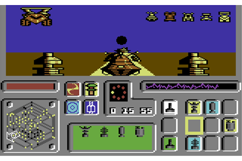 Download Quake Minus One (Commodore 64) - My Abandonware