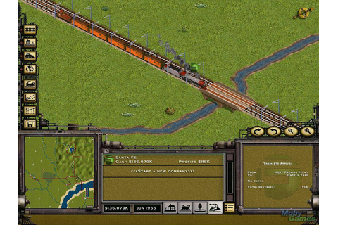 Download Railroad Tycoon II: Gold Edition (Mac) - My ...
