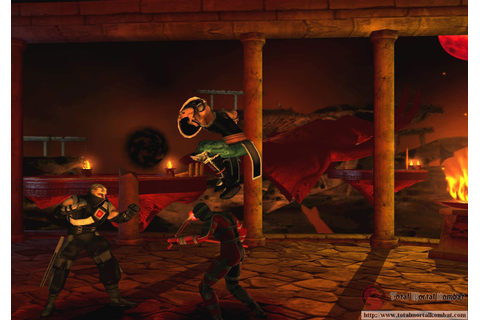 Mortal Kombat Shaolin Monks PC Game Download. | Fresh ...