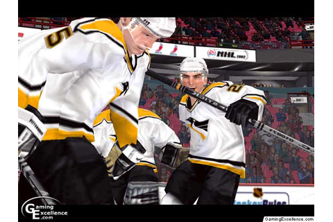 NHL 2002 Review - GamingExcellence