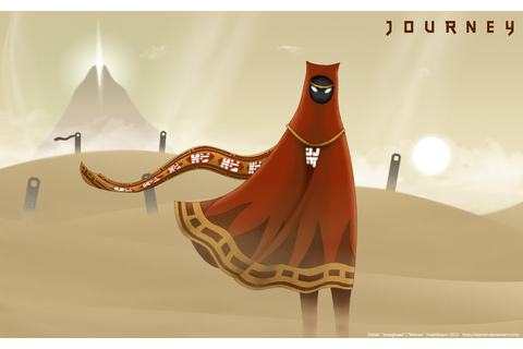 Journey to Release on PS4 This Summer - Hey Poor Player