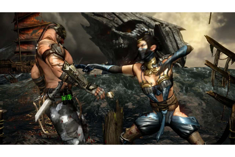 Mortal Combat X ~ Game Games