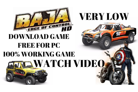 how to download baja edge of control hd new 2017 game ...