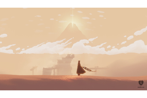 Artwork In the Distance thatgamecompany