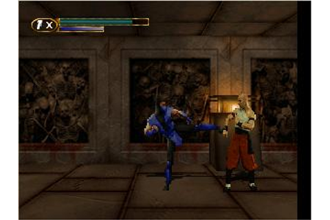 Mortal Kombat Mythologies: Sub-Zero Nintendo 64 Game