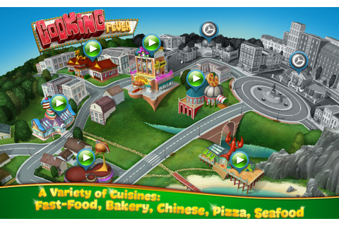 Cooking Fever - Android Apps on Google Play