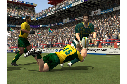 EA Sports Rugby 08 Screenshots - Video Game News, Videos ...