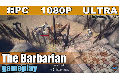 The Barbarian gameplay HD [PC - 1080p] - Action Adventure ...
