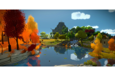 Indie puzzle game The Witness is as beautiful as it is ...