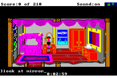 King's Quest III: To Heir Is Human : The Company - Classic ...