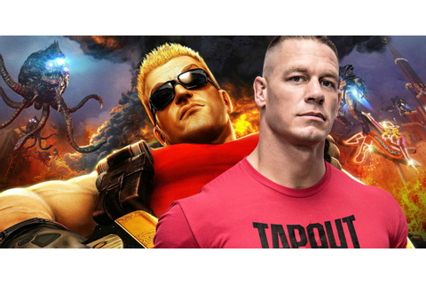 John Cena In Talks For Duke Nukem Video Game Movie