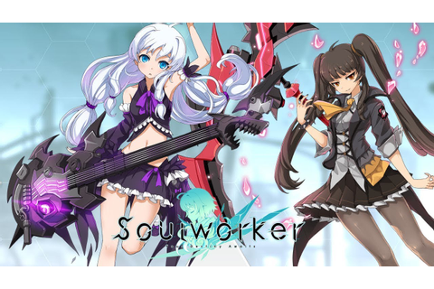 SoulWorker Online (Free Action MMORPG): Official Gameplay ...