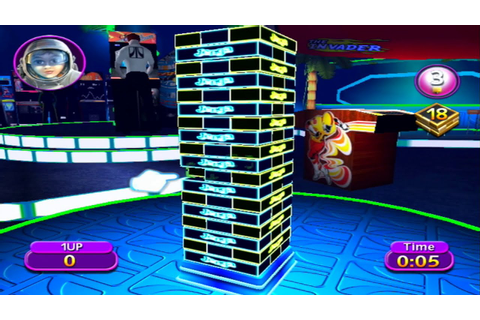Jenga World Tour ... (Wii) - YouTube