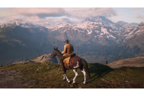Red Dead Redemption 2 gameplay is here, but there's still ...