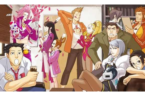 Phoenix Wright Ace Attorney Justice for All Download Free ...