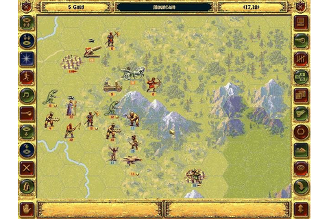Fantasy General (1996) - PC Review and Full Download | Old ...