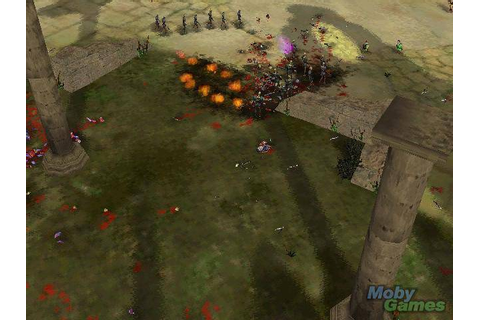 Download Myth: The Fallen Lords (Windows) - My Abandonware