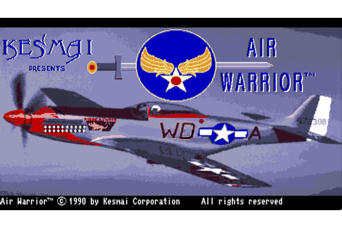 Air Warrior Details - LaunchBox Games Database