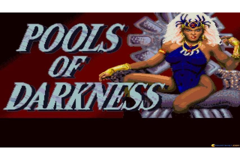 Pools of Darkness gameplay (PC Game, 1991) - YouTube