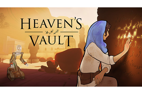Heaven's Vault Launches on PlayStation 4 and PC on April ...
