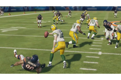 Madden NFL 13 for Wii U (Video Game Review) - BioGamer Girl