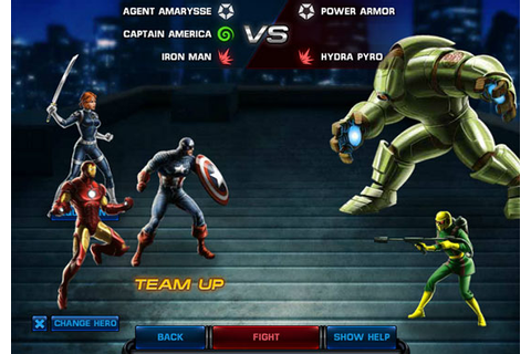 Marvel Avengers Alliance | Ridiculously Awesome