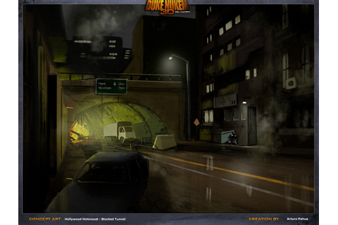 Hollywood Holocaust Streets image - Duke Nukem 3D ...
