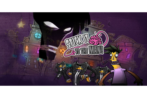 Stick it to the Man™ | Wii U download software | Games ...