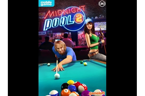 Midnight Pool 2-GAMEPLAY - YouTube