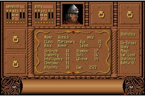 The CRPG Addict: Game 220: Fate: Gates of Dawn (1991)