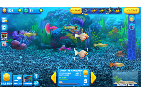 Fish Tycoon 2: Virtual Aquarium on Steam