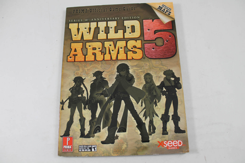 Wild Arms 5 (Prima Games)