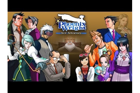 Phoenix Wright Ace Attorney Walkthrough Complete Game ...
